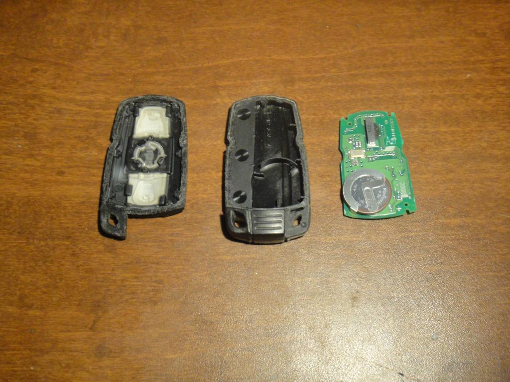 Diy Non Comfort Access Key Fob Battery Replacement